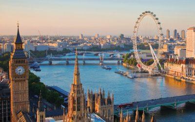 Vabilo na sestanek – ekskurzija v London