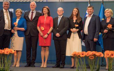 Predstavitve evropskih poslank in poslancev